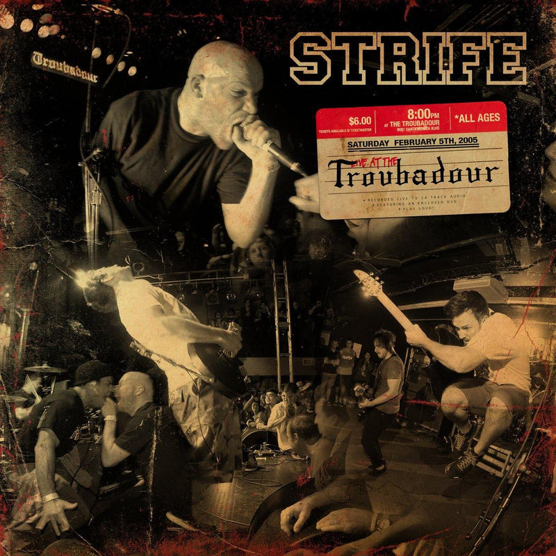 "Strife ""Live At The Troubadour"""