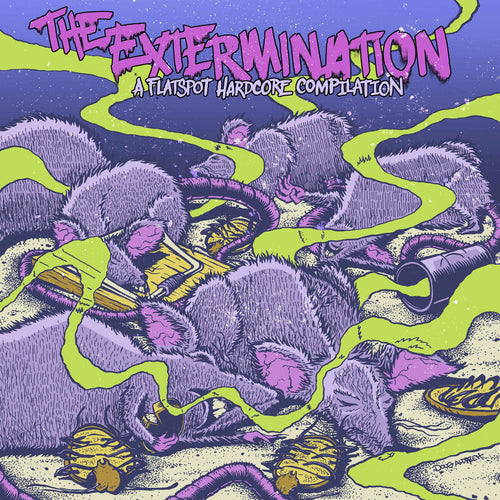 "Buy Now – Various Artists ""Extermination"" 7"" – Cold Cuts Merch"