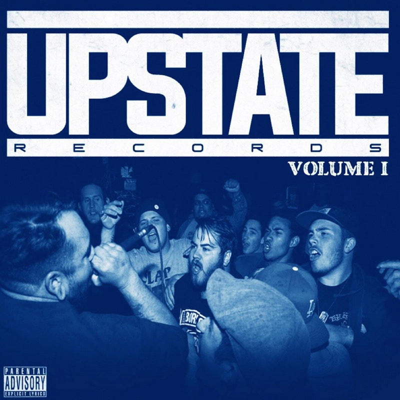 "Upstate Comp ""Volume 1"" CD"