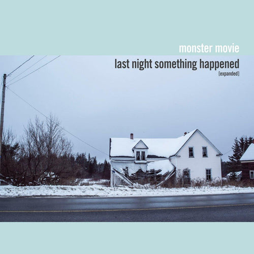 "Monster Movie ""Last Night Something Happened"" 2x12"""