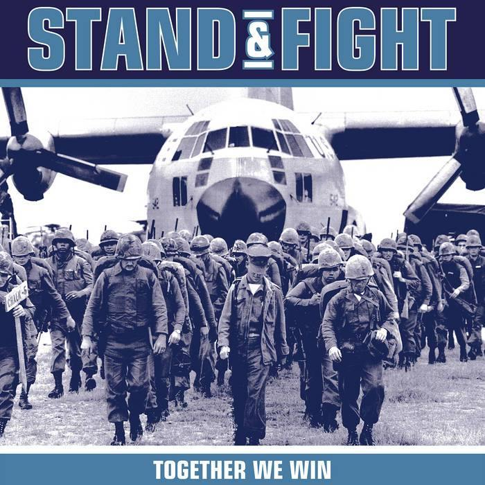 "Buy Now – Stand and Fight ""Together We Win"" CD – Cold Cuts Merch"