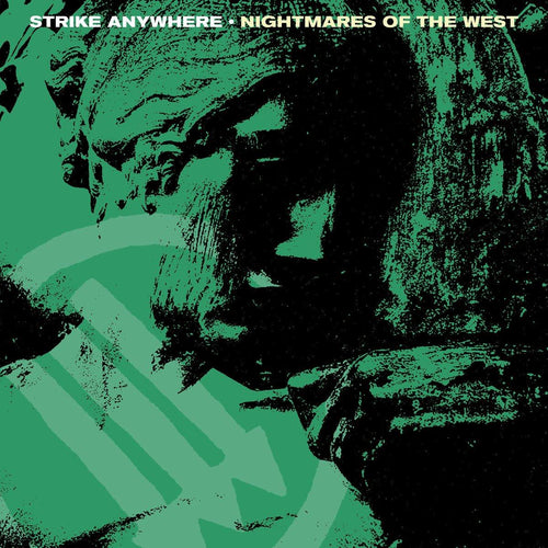 "Strike Anywhere ""Nightmares of the West"" 12"""