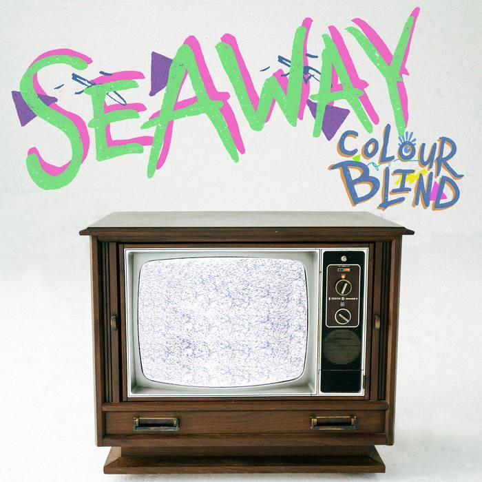 "Seaway ""Colour Blind"" LP"