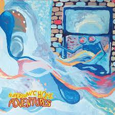 "Adventures ""Supersonic Home"" LP"