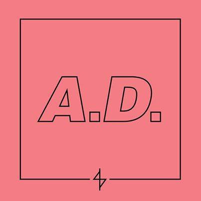 "Angel Du$t ""A.D."" CD"