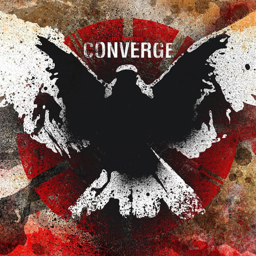 "Buy – Converge ""No Heroes"" 12"" – Band & Music Merch – Cold Cuts Merch"