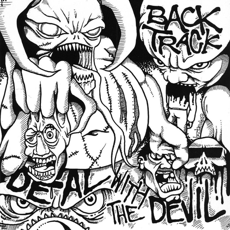 "Backtrack ""Deal With The Devil"" 7"""