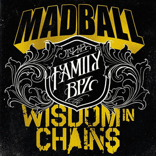 "Buy – Madball/Wisdom in Chains ""The Family Biz"" 7"" – Band & Music Merch – Cold Cuts Merch"