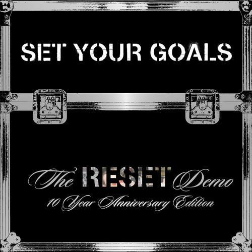 "Buy – Set Your Goals ""The Reset Demo: 10 Year Anniversary Edition"" 10"" – Band & Music Merch – Cold Cuts Merch"