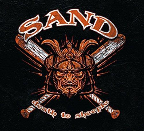 "Sand ""Death to Sheeple"" CD"
