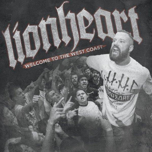 "Buy – Lionheart ""Welcome to the West Coast"" 12"" – Band & Music Merch – Cold Cuts Merch"