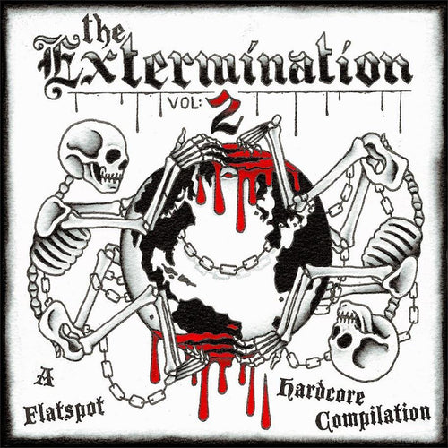 "Buy – Various Artists ""The Extermination Vol. 2"" 12"" – Band & Music Merch – Cold Cuts Merch"