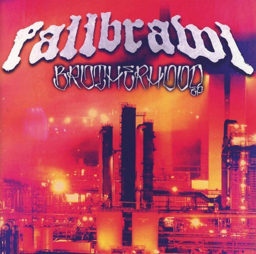 "Fallbrawl ""Brotherhood"" CD"