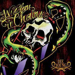 "Buy – Wisdom In Chains ""Die Young"" 12"" – Band & Music Merch – Cold Cuts Merch"