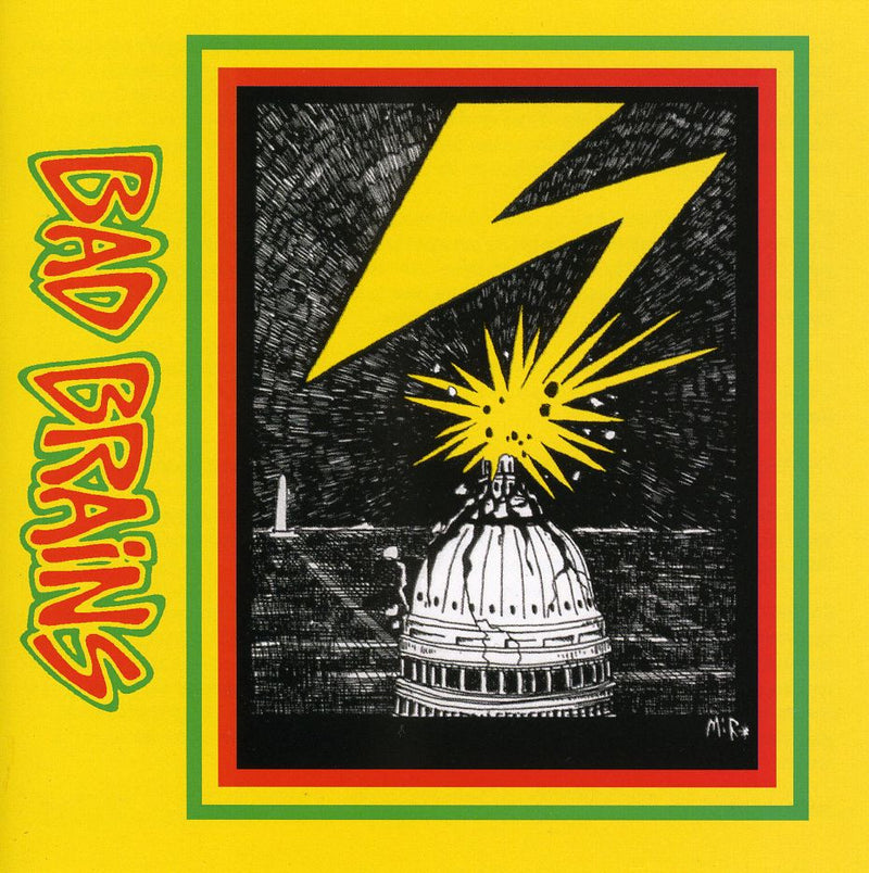 "Bad Brains ""S/T"" LP"