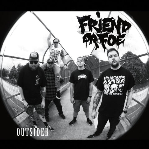 "Friend Or Foe ""Outsider"" 7"""