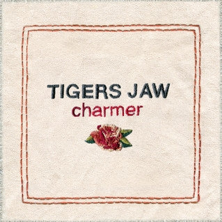 "Buy – Tigers Jaw ""Charmer"" CD – Band & Music Merch – Cold Cuts Merch"
