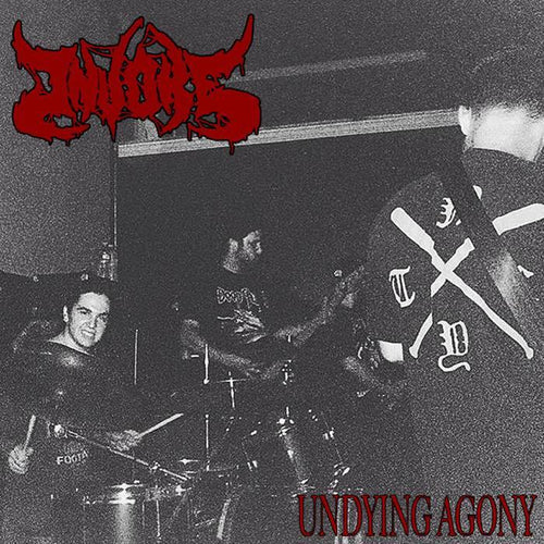 "Invoke ""Undying Agony"" 7"""