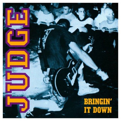 "Judge ""Bringin' It Down"" LP"
