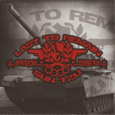 "Last To Remain/Sun Tzu ""Joining Forces"" Split CD"