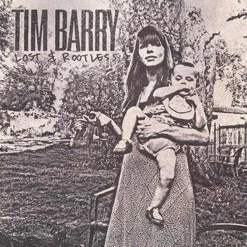 "Buy – Tim Barry ""Lost and Rootless"" – Band & Music Merch – Cold Cuts Merch"