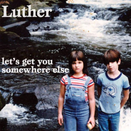 "Buy Now – Luther ""Let's Get You Somewhere Else"" – Cold Cuts Merch"
