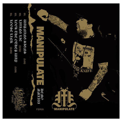 "Buy Now – Manipulate ""Demo MMXIII"" Cassette – Cold Cuts Merch"