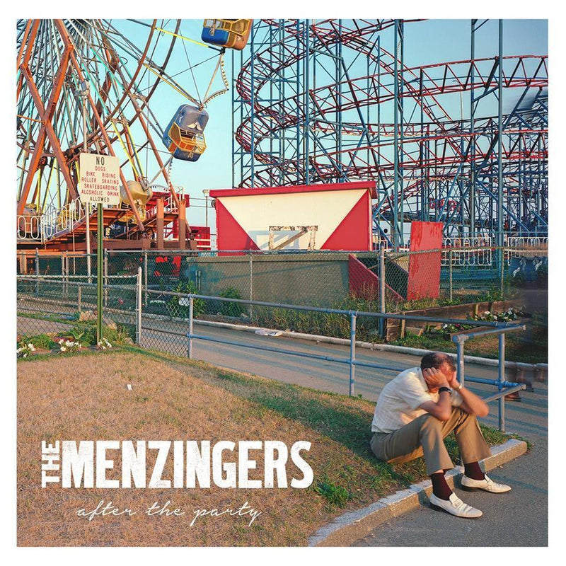 "The Menzingers ""After The Party"" 12"""