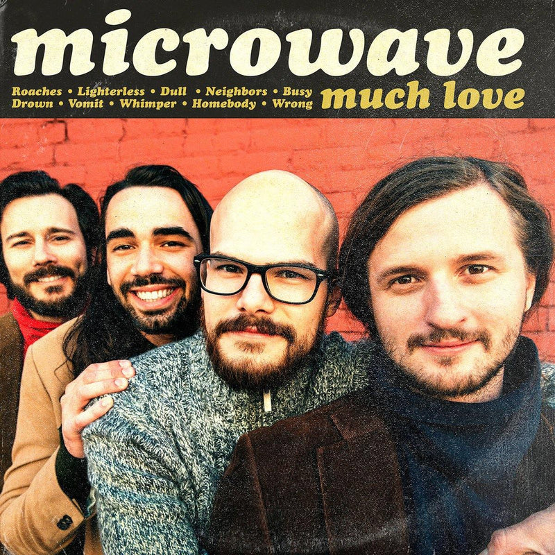 "Buy – Microwave ""Much Love"" 12"" – Band & Music Merch – Cold Cuts Merch"