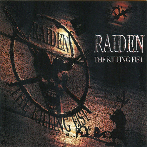 "Raiden ""The Killing Fist / The Devil's Handprint"" 12"""