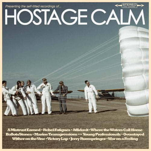 "Hostage Calm ""Self-Titled"" LP"