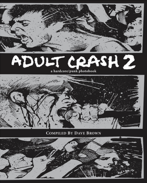 "Buy – Adult Crash 2 Book + 7"" – Band & Music Merch – Cold Cuts Merch"