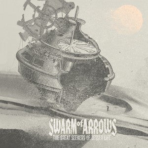 "Swarm of Arrows ""The Great Seekers of Lesser Life"" CD"