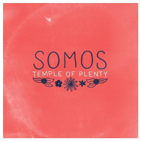 "Somos ""Temple of Plenty"" LP"