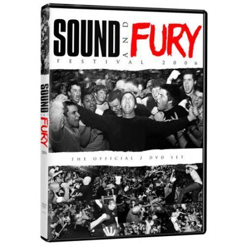 Buy Now – Sound and Fury Festival 2006 2xDVD – Cold Cuts Merch