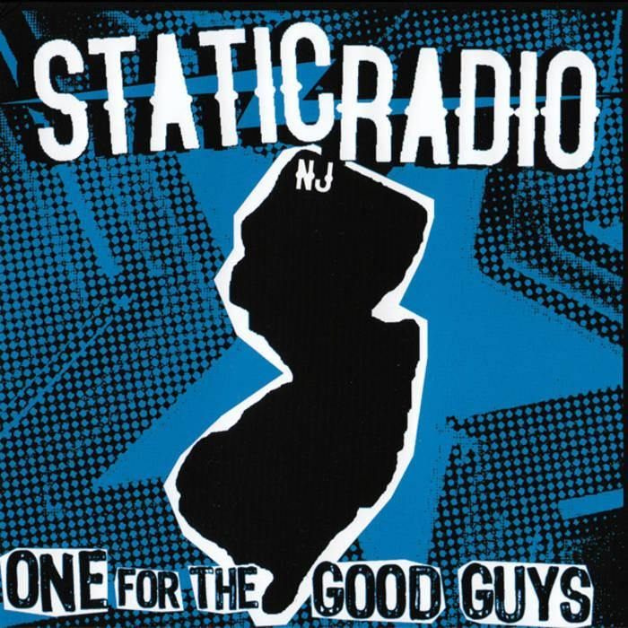 "State Radio NJ ""One For The Good Guys"" 7"""