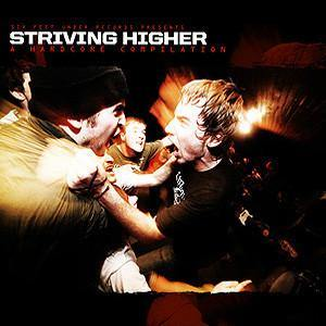 "Buy Now – Various Artists ""Striving Higher (A Hardcore Compilation) – Cold Cuts Merch"