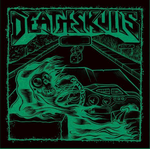 "Deathskulls ""The Real Deal II"" CD"