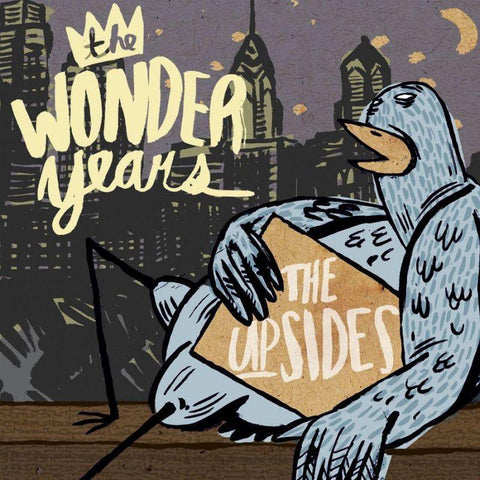 "The Wonder Years ""The Upsides"" LP"