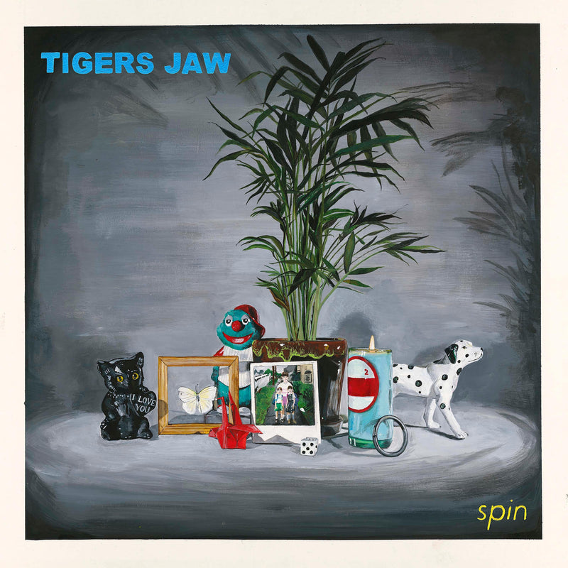 "Tigers Jaw ""Spin"" 12"""