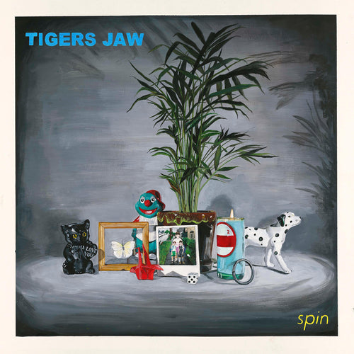 "Buy – Tigers Jaw ""Spin"" CD – Band & Music Merch – Cold Cuts Merch"