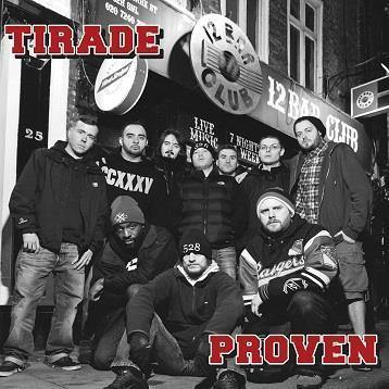 Tirade/Proven Split CD