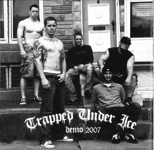"Buy Now – Trapped Under Ice ""Demo 2007"" 7"" – Cold Cuts Merch"