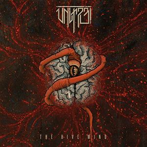 "Unit 731 ""The Hive Mind"" 12"" LP"
