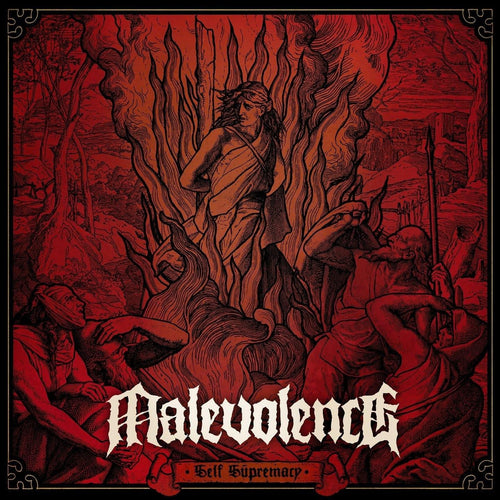 "Buy – Malevolence ""Self Supremacy"" CD – Band & Music Merch – Cold Cuts Merch"