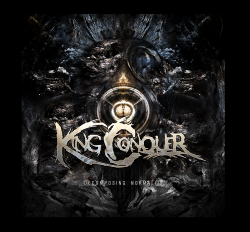 "King Conquer ""Decomposing Normality"" CD"