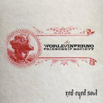 "World/Inferno F.S. ""Red-Eyed Soul"" CD"