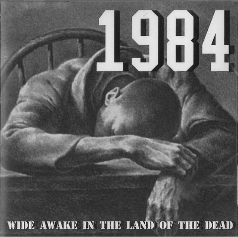 "1984 ""Wide Awake in the Land of the Dead"" CD"