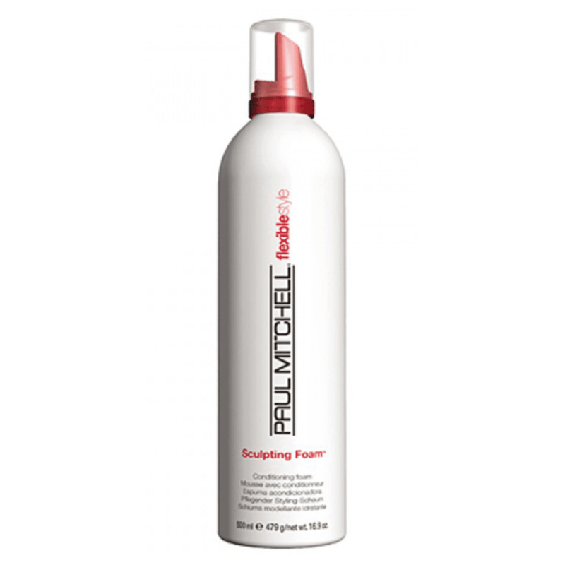 מוס תלתלים - Scalping Foam | Paul Mitchell Paul Mitchell - מוס Seriously | חנות טיפוח וקוסמטיקה
