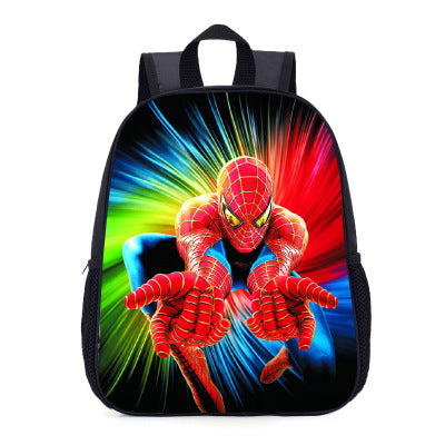 Cool Spider-Man Backpack for Kids